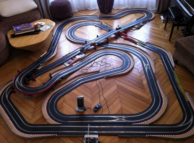 circuit auto enfant circuit voiture electrique adulte