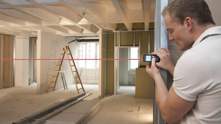 Comment savoir mesurer avec un mètre laser ?